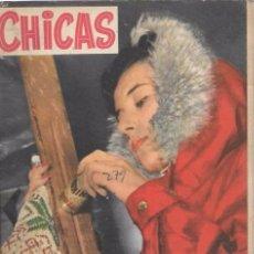 Libros de segunda mano: CHICAS. 2ª ÉPOCA. Nº279. 1956. Lote 49994786