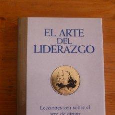 Libros de segunda mano: EL ARTE DEL LIDERAZGO. LECCIONES ZEN ARTE DE DIRIGIR. THOMAS CLEARY. ED. EDAF 2002 174 PAG. Lote 50030865