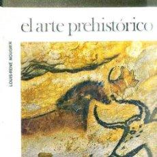 Libros de segunda mano: NOUGIER : EL ARTE PREHISTÓRICO (PLAZA, 1968). Lote 50037101