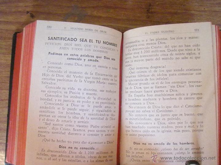 Libros de segunda mano: LIBRO IGNACIANAS 1942 TAPAS DE PIEL P.ANGEL AYALA - Foto 3 - 50040350
