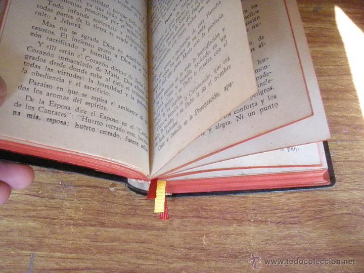 Libros de segunda mano: LIBRO IGNACIANAS 1942 TAPAS DE PIEL P.ANGEL AYALA - Foto 5 - 50040350