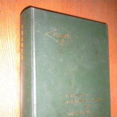 Libros de segunda mano: CATALOGO DE INSTRUMENTAL Y MATERIAL PARA TRAUMATOLOGIA Y CIRUGIA ORTOPEDICA / MANUEL FRAGA MERA.. Lote 50090240