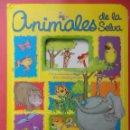 Libros de segunda mano: ANIMALES DE LA SELVA. SUSAETA. Lote 50118393