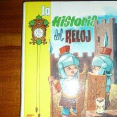Second hand books - Cuento La historia del reloj : celia López 1965 . Ed Paulinas 95 pág . Ilustrado - 50128476