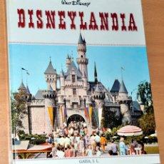 Libros de segunda mano: DISNEYLANDIA EN CALIFORNIA - WALT DISNEY - EDICIONES GAISA - AÑO 1968. Lote 50152519