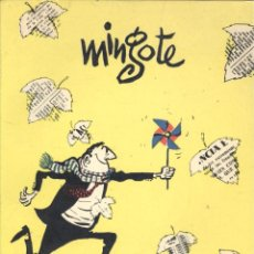 Libros de segunda mano: MINGOTE. HUMOR 1953-55. MADRID, 1956.. Lote 50116501