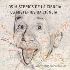 Libros de segunda mano: LOS MISTERIOS DE LA CIENCIA. VV.AA. CI-137.. Lote 50158615