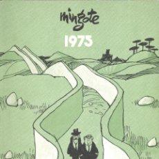 Libros de segunda mano: MINGOTE. 1975. MADRID, MYR, 1976. DEDICATORIA AUTÓGRAFA. Lote 50164680