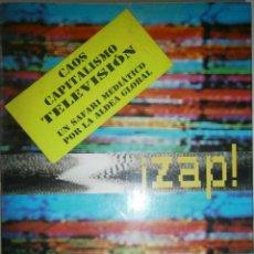Libros de segunda mano: ZAP MIGUEL IBAÑEZ EDITORIAL FUTURA 1995. Lote 50177989