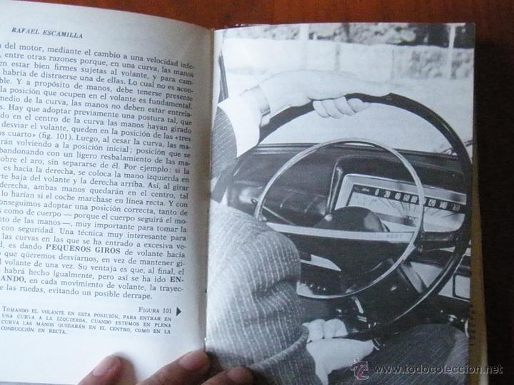 Libros de segunda mano: SEGURIDAD AL VOLANTE RAFAEL ESCAMILLA - Foto 3 - 50186492