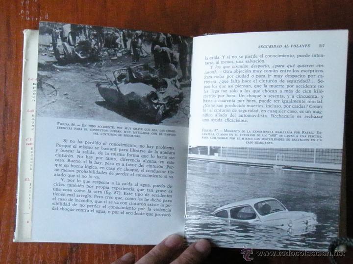 Libros de segunda mano: SEGURIDAD AL VOLANTE RAFAEL ESCAMILLA - Foto 4 - 50186492
