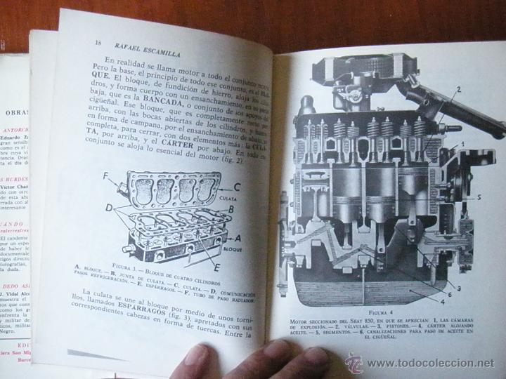 Libros de segunda mano: SEGURIDAD AL VOLANTE RAFAEL ESCAMILLA - Foto 5 - 50186492