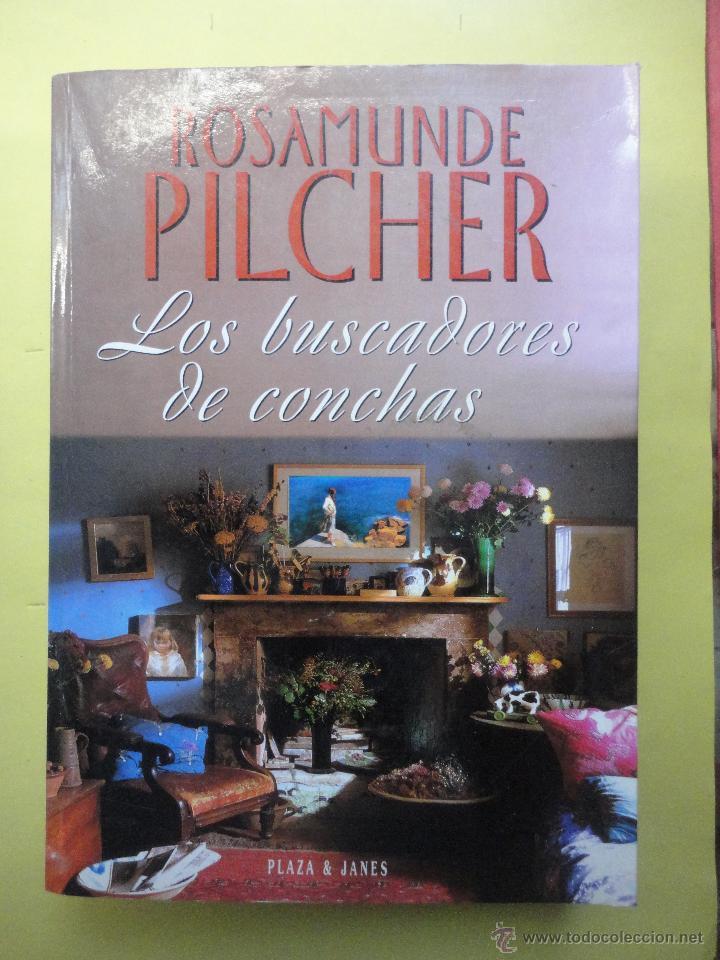 LOS BUSCADORES DE CONCHAS. PILCHER (Libros de Segunda Mano (posteriores a 1936) - Literatura - Otros)
