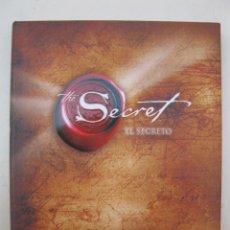 Libros de segunda mano: EL SECRETO - RHONDA BYRNE - CÍRCULO DE LECTORES - AÑO 2009.. Lote 50218527