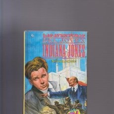 Libros de segunda mano: LAS AVENTURAS DEL JOVEN INDIANA JONES - REVOLUCIÓN - EDITORIAL MOLINO 1992. Lote 50223964