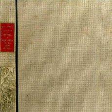 Libros de segunda mano: CIRICI PELLICER : PINTURA Y ESCULTURA DE LA EDAD ANTIGUA (SPECULUM ARTIS, 1957). Lote 50261485