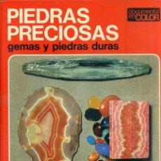 Libros de segunda mano: DOCUMENTAL COLOR TEIDE : PIEDRAS PRECIOSAS - MUY ILUSTRADO, GRAN FORMATO. Lote 50318440