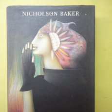 Libros de segunda mano: BAKER. VOX. TAPA DURA. Lote 50320328