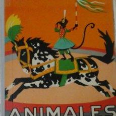 Libros de segunda mano: ANIMALES GRACIOSOS.POR F.MARAGALL. 1957. Lote 50358165