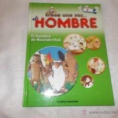 Libros de segunda mano: ERASE UNA VEZ ...EL HOMBRE Nº 2. Lote 50361170