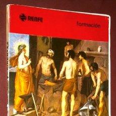 Libros de segunda mano: PREVENCIÓN DE ACCIDENTES POR RENFE FORMACIÓN DE ED. RIVADENEYRA EN MADRID 1979. Lote 50378054