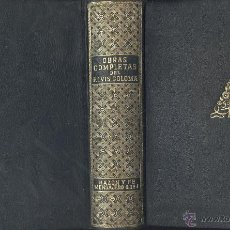 Libros de segunda mano: LUIS COLOMA. OBRAS COMPLETAS. MADRID, 1945.. Lote 50386142