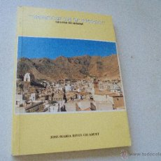 Libros de segunda mano: CRÓNICAS DE MI PUEBLO, CALLOSA DE SEGURA-JOSÉ-MARÍA RIVES GILABERT-.1987-APRITA-CREVILLENTE-ALICANTE. Lote 50427743