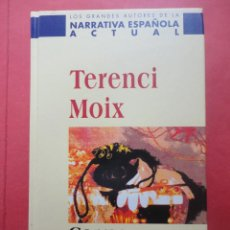 Libros de segunda mano: GARRAS DE ASTRACÁN. TERENCI MOIX. Lote 50440332