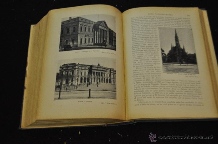Libros de segunda mano: HISTORIA DE ESPAÑA -AGUSTIN BLÁNQUEZ FRAILE - EDITORIAL SOPENA 1943 - Foto 4 - 50446453