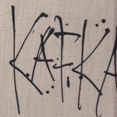 Libros de segunda mano: ANTONIO SAURA TAGABUCHER DIARIOS DE KAFKA 1988 69 LITOGRAFIAS FIRMADO Y NUMERADO A LÁPIZ 193 / 300. Lote 50491002