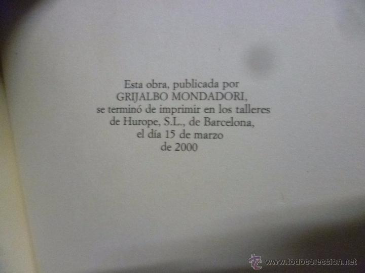 Libros de segunda mano: WILLY PASINI. LOS TIEMPOS DEL CORAZÓN (ED.GRIJALBO)23 x 16 cm 232 pp - Foto 3 - 213445491