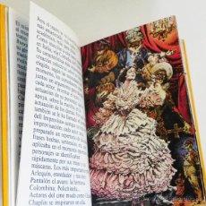 Libros de segunda mano: EL HOMBRE DE LOS MIL PERSONAJES - ILUSTRACIONES DE HERNÁNDEZ PALACIOS - HISTORIA D COMEDIANTES LIBRO. Lote 50525809
