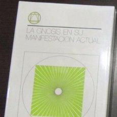 Libros de segunda mano: LA GNOSIS EN SU MANIFESTACIÓN ACTUAL / JAN VAN RIJCKENBORGH. Lote 50537742