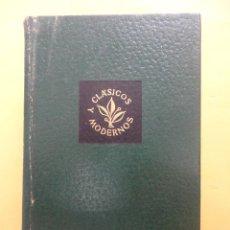Libros de segunda mano: OBRAS COMPLETAS. TOMO III: NOVELAS. A. J. CRONIN.. Lote 50545817