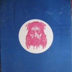 Libros de segunda mano: SEMANA SANTA EN SALAMANCA CHRISTUS 1953.40 PG. Lote 50554549