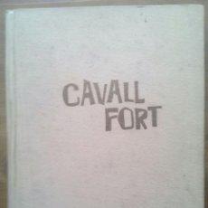 Libros de segunda mano: CAVALL FORT, ALBUM XV, Nº 205 AL 217 / 1971. Lote 50555371