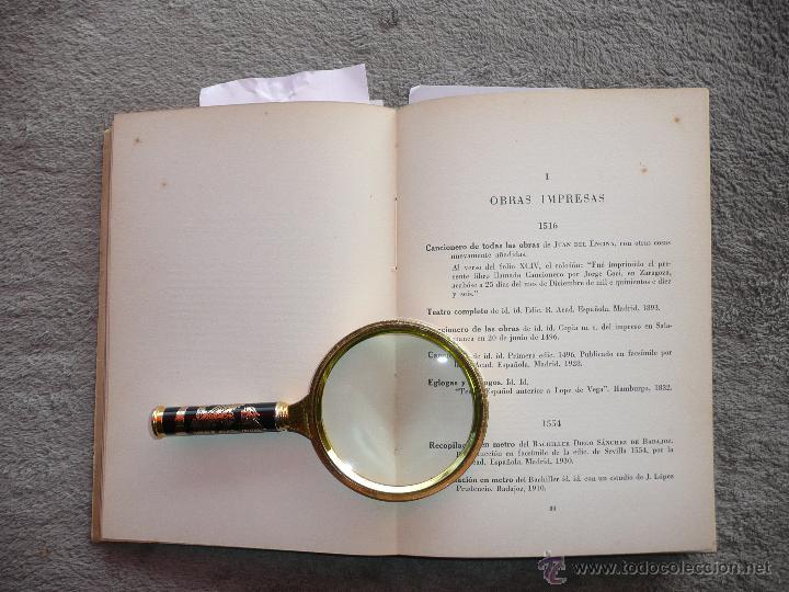 Libros de segunda mano: LA COLECCIÓN TEATRAL DE DON ARTURO SEDÓ, JOAQUIN MONTANER. SEIX Y BARRAL 1951. EDICIÓN DE 800 EJEMPL - Foto 7 - 50596637