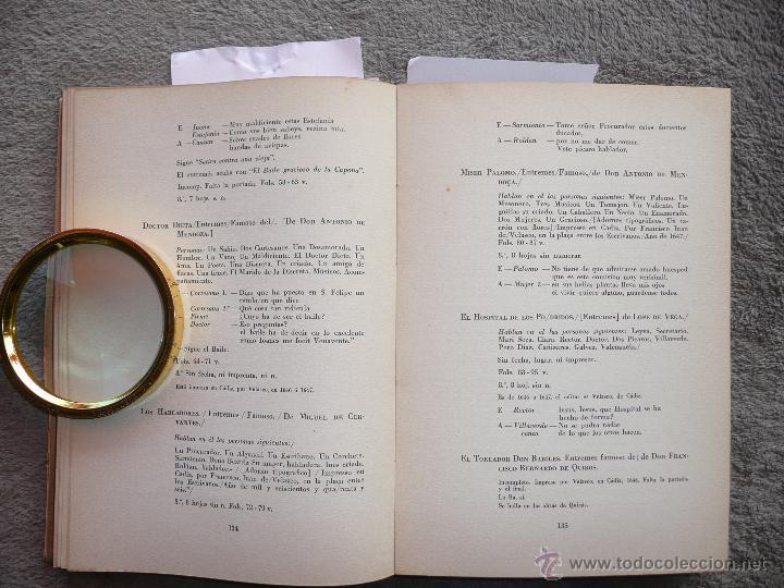 Libros de segunda mano: LA COLECCIÓN TEATRAL DE DON ARTURO SEDÓ, JOAQUIN MONTANER. SEIX Y BARRAL 1951. EDICIÓN DE 800 EJEMPL - Foto 8 - 50596637