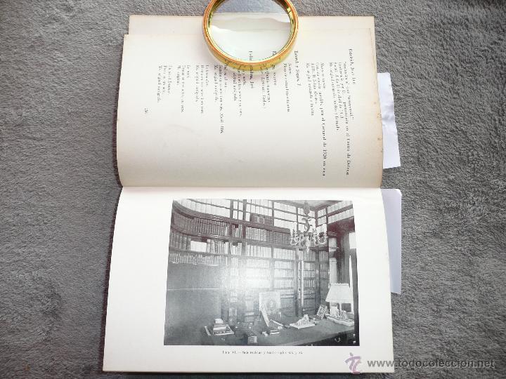 Libros de segunda mano: LA COLECCIÓN TEATRAL DE DON ARTURO SEDÓ, JOAQUIN MONTANER. SEIX Y BARRAL 1951. EDICIÓN DE 800 EJEMPL - Foto 11 - 50596637