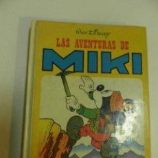 Libros de segunda mano: LAS AVENTURAS DE MIKI, COLECCION JOVIALITO Nº 3 , WALT DISNEY , EDICIONES RECREATIVAS , 1981. Lote 50641264
