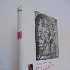 Libros de segunda mano: SEPULCROS DE LA CASA REAL DE CASTILLA. RICARDO DEL ARCO. ED. ARTES GRAFICAS IBARRA.1954. VER FOTOS . Lote 50675764