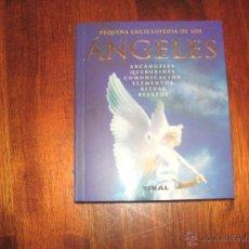 Libros de segunda mano: PEQUEÑA ENCICLOPEDIA DE LOS ANGELES. ED TIKAL-SUSAETA. Lote 50683564