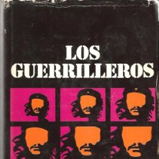 Libros de segunda mano: LOS GUERRILLEROS ( CHE GUEVARA , SIMON BOLIVAR , SAN CAMILO TORRES ) . Lote 50703067