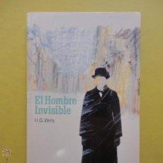 Livros em segunda mão: EL HOMBRE INVISIBLE. H. G. WELLS.. Lote 50704674