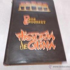 Libros de segunda mano: HISTORIA DE CHINA RENÉ GROUSSET. Lote 50748264