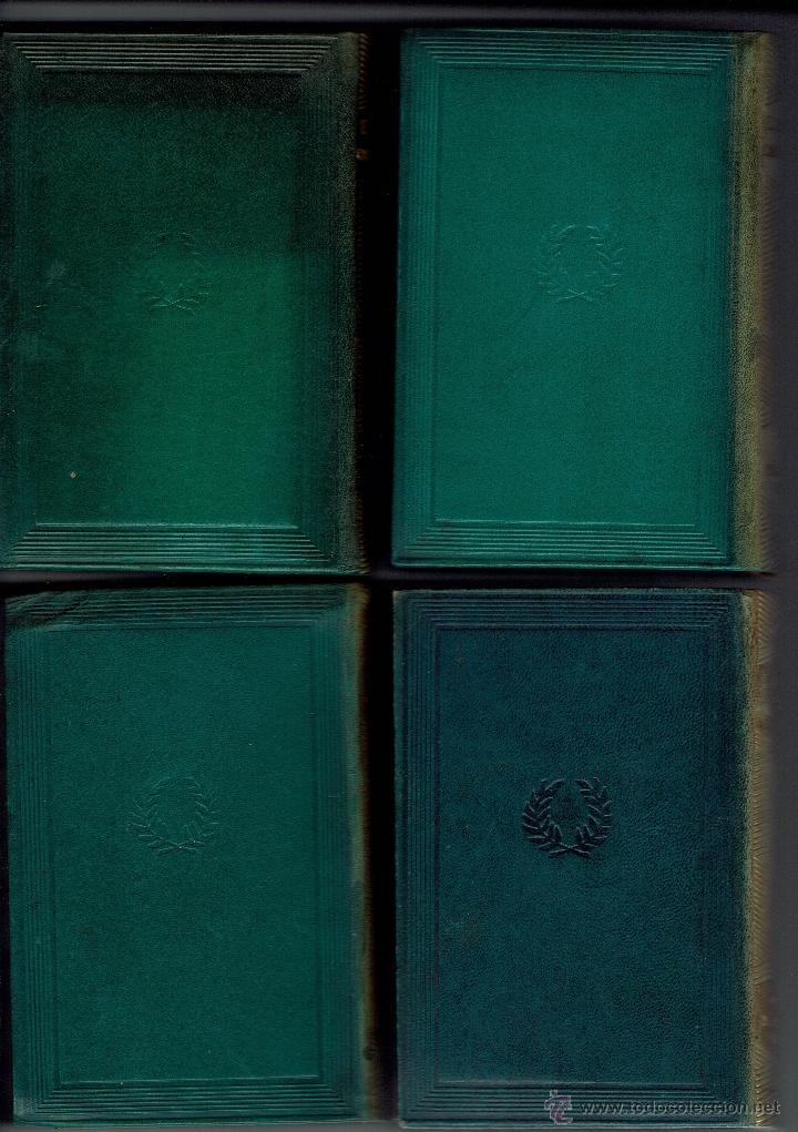 Libros de segunda mano: EDUARDO MARQUINA. OBRAS COMPLETAS. 8 TOMOS. EDITORIAL M. AGUILAR. AÑO 1944. (E.2.10) - Foto 5 - 50760645