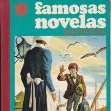 Libri di seconda mano: FAMOSAS NOVELAS ILUSTRADAS ·· BRUGUERA ·· JOYAS LITERARIAS ·· JUVENIL ·· VOL. VI. Lote 208097538