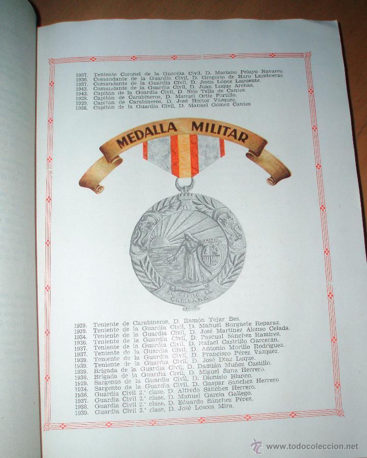 Libros de segunda mano: * LUCHA CONTRA EL CRIMEN Y EL DESORDEN. (Memorias de un Teniente de la Guardia Civil). - Foto 4 - 50875964