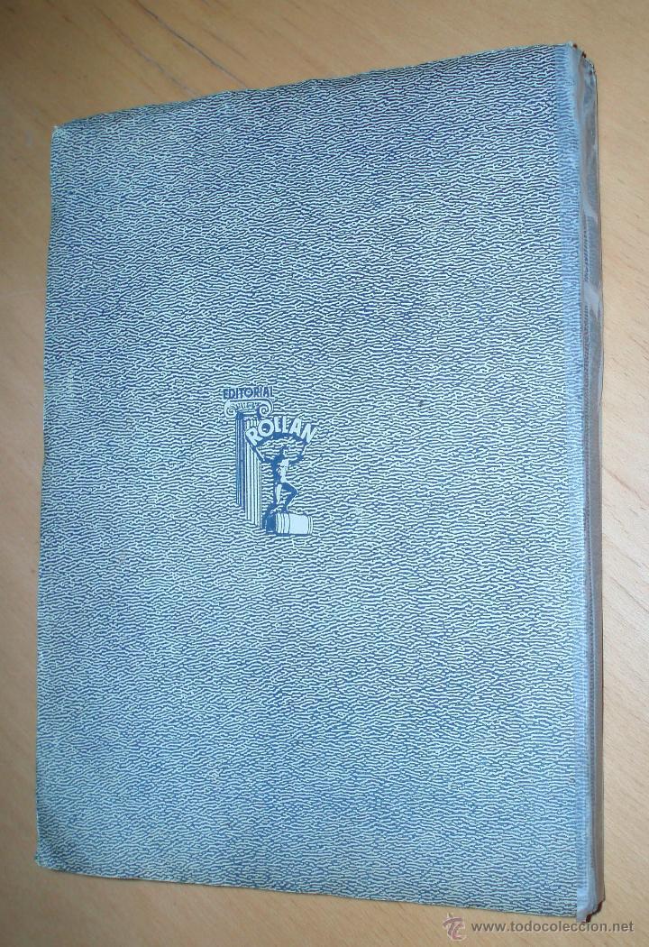 Libros de segunda mano: * LUCHA CONTRA EL CRIMEN Y EL DESORDEN. (Memorias de un Teniente de la Guardia Civil). - Foto 5 - 50875964