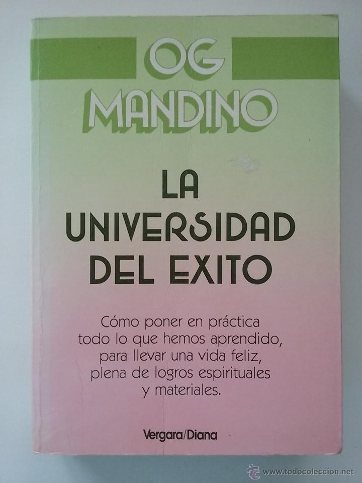 La Universidad Del Exito Og Mandino Pdf